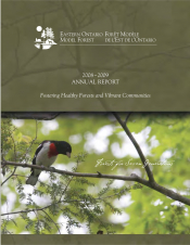 Fostering Healthy Forests and Vibrant Communities (2008-2009)