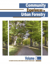 Community Experiences in Urban Forestry