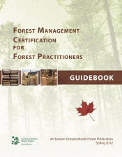 Forest Management Certification For Forest Practitioners